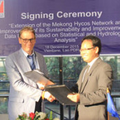 AFD grant to HYCOS