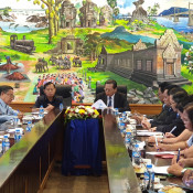 Key priorities agreed for Cambodia Lao PDR joint transboundary project