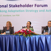 Regional Stakeholder Forum on Mekong Adaptation Strategy and Action Plan