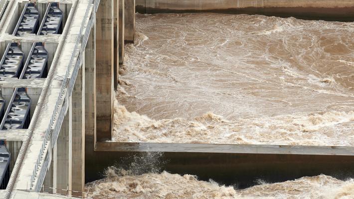 Water flow from China's Jinghong dam to decrease » Mekong