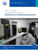 Lower Mekong Regional Water Quality Monitoring Report 2017