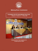 7th Annual Mekong Flood Forum on Integrated Flood Risk Management in the LMB: Forum Proceedings
