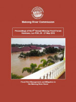8th Annual Mekong Flood Forum on Flood Risk Management and Mitigation in the LMB: Conference Proceedings