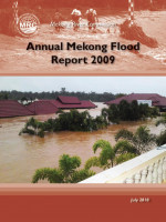 Annual Mekong Flood Report 2009