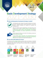 Basin Development Strategy 2021-2030 Fact Sheet