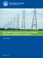 Basin-Wide Assessment of Climate Change Impacts on Hydropower Production