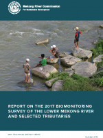 Biomonitoring Survey of the Lower Mekong River and Selected Tributaries 2017
