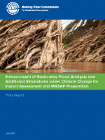 Enhancement of Basin-Wide Flood Analysis and Additional Simulations under Climate Change for Impact Assessment and MASAP Preparation