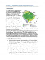 Fact sheet of the international experiences on the formulation and implementation of transboundary climate change adaptation strategies