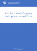 Fast Facts about On going Hydropower related Work 1 cover