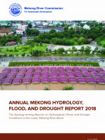 Annual Mekong Hydrology, Flood and Drought Report 2018