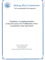 Guidelines on Implementation of the Procedures for Notification, Prior Consultation and Agreement (PNPCA)