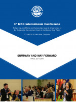 3rd MRC International Conference: Summary and Way Forward