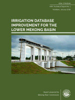 Irrigation Database Improvement for the Lower Mekong River Basin