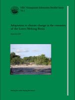 Adaptation to Climate Change in the Countries of the Lower Mekong River Basin