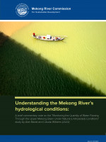 Understanding the Mekong River's hydrological conditions: A commentary note on the Eyes on Earth study