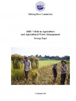 MRC's Role in Agriculture and Agricultural Water Management