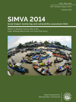 Social Impact Monitoring and Vulnerability Assessment (SIMVA) 2014