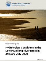Situation Report On Hydrological Conditions In the LMB for January-July 2020
