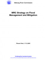 Strategy on Flood Management and Mitigation