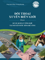 Transboundary Dialogue Mekong Integrated Water Resources Management Project (Vietnamese)