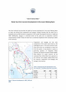 Water loss from LMB reservoirs Technical note 1