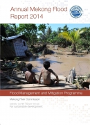 Annual Mekong Flood Report 2014 cover