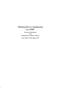 cover MRC Organization Audit Report 2017 1