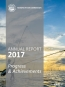 MRC Annual Report 2017 cover