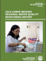 Lower Mekong Regional Water Quality Monitoring Report 2014