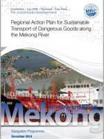 Regional Action Plan for Sustainable Transport of Dangerous Goods along the Mekong River (Leaflet)