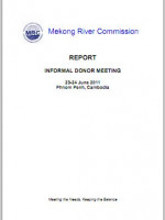 Report on the Informal Donor Meeting