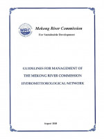 Guidelines for Management of the MRC Hydrometeorological Network