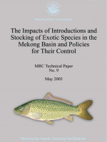 Impacts of Introductions and Stocking of Exotic Species in the Mekong Basin and Policies for their Control (Khmer)