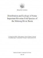Distribution and Ecology of Some Important Riverine Fish Species of the Mekong River Basin