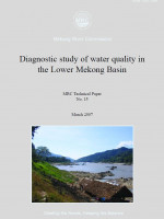 Diagnostic Study of Water Quality in the Lower Mekong River Basin