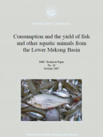 Consumption and the Yield of Fish and other Aquatic Animals from the Lower Mekong River Basin