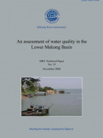 An Assessment of Water Quality in the Lower Mekong River Basin