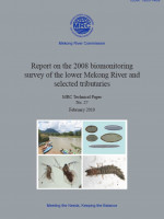 Bio-Monitoring Survey of the Lower Mekong River and Selected Tributaries 2008