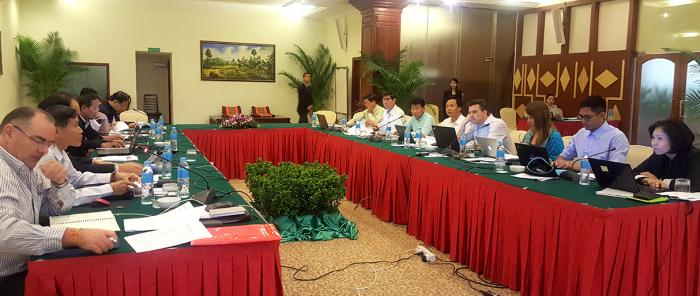 Cambodia Lao PDR Discuss A Joint Fisheries Management Plan
