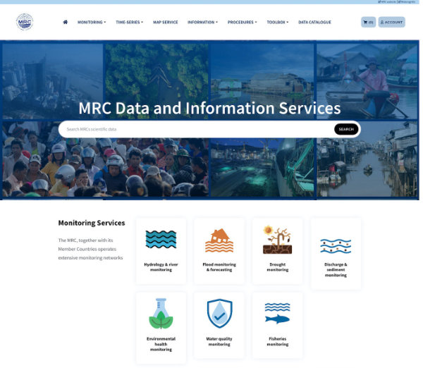 MRC Data and Information Services